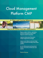 Cloud Management Platform CMP A Clear and Concise Reference