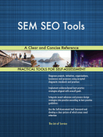 SEM SEO Tools A Clear and Concise Reference