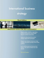 International business strategy Third Edition