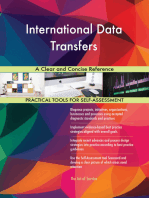 International Data Transfers A Clear and Concise Reference