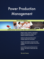 Power Production Management Second Edition