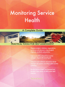 Monitoring Service Health A Complete Guide