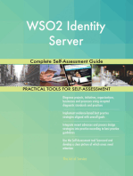 WSO2 Identity Server Complete Self-Assessment Guide