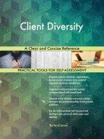 Client Diversity A Clear and Concise Reference
