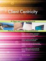 Client Centricity A Clear and Concise Reference