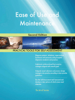 Ease of Use and Maintenance Second Edition