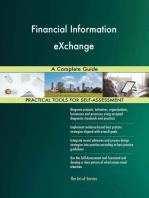 Financial Information eXchange A Complete Guide