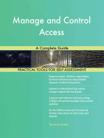 Manage and Control Access A Complete Guide