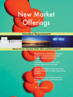 New Market Offerings Standard Requirements