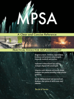 MPSA A Clear and Concise Reference