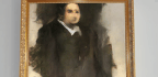 A.I. Produced 'Portrait' Will Go Up For Auction At Christie's