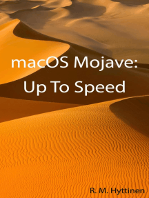 macOS Mojave: Up To Speed