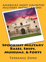 Spookiest Military Bases, Ships, Museums, & Forts
