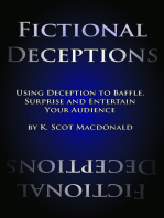Fictional Deceptions