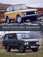 Range Rover First Generation
