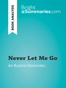 Never Let Me Go by Kazuo Ishiguro (Book Analysis): Detailed Summary, Analysis and Reading Guide