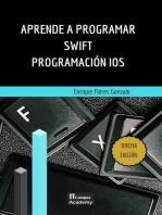 Aprende a Programar Swift - Tercera Edición