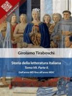 Storia della letteratura italiana del cav. Abate Girolamo Tiraboschi – Tomo 7. – Parte 2