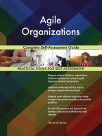 Agile Organizations Complete Self-Assessment Guide