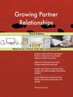 Growing Partner Relationships Third Edition
