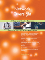 Network Oversight A Clear and Concise Reference