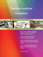 Statistical machine translation A Clear and Concise Reference