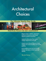 Architectural Choices The Ultimate Step-By-Step Guide