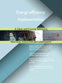 Energy efficiency implementation A Clear and Concise Reference