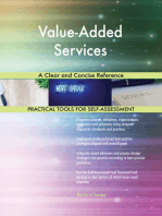 Value-Added Services A Clear and Concise Reference