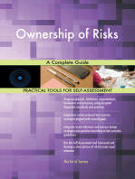 Ownership of Risks A Complete Guide