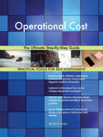 Operational Cost The Ultimate Step-By-Step Guide