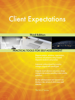 Client Expectations Third Edition