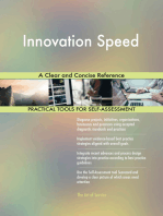 Innovation Speed A Clear and Concise Reference