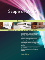 Scope of Work Second Edition