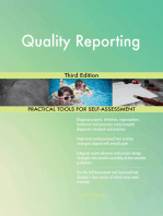 Quality Reporting Third Edition
