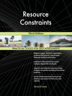 Resource Constraints Third Edition