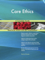 Care Ethics A Complete Guide