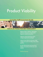 Product Viability Complete Self-Assessment Guide