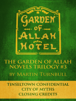 "The Garden of Allah Novels Trilogy #3 (""Tinseltown Confidential"" - ""City of Myths"" - ""Closing Credits"")"