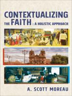 Contextualizing the Faith