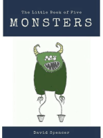 The Little Book of Five Monsters