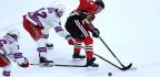 Patrick Kane, Jonathan Toews and Alex DeBrincat score as Blackhawks beat Rangers, 4-1