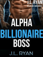 Alpha Billionaire Boss
