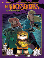 The Backstagers 2018 Halloween Intermission #1