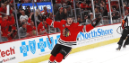 Blackhawks Rookie Alexandre Fortin Off To Fast Start But Has Work To Do On Defense