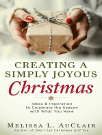 Creating a Simply Joyous Christmas