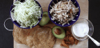 How To Use Up Leftover Tortillas - Mexican Recipes For Chicken Tostadas And Nachos With Black Beans