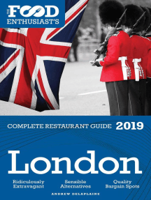 London - 2019 - The Food Enthusiast's Complete Restaurant Guide: The Food Enthusiast's Complete Restaurant Guide