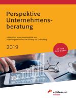 Perspektive Unternehmensberatung 2019