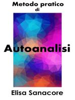 Metodo pratico di autoanalisi